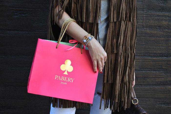 Pulseras Pabery